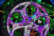Wheel by Melissa Timpson