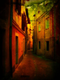 Seitengasse by Elke Balzen