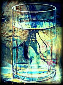 Storm In A Glass Of Water by Paulo Zerbato