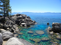 Boulder Cove On Lake Tahoe von Frank Wilson
