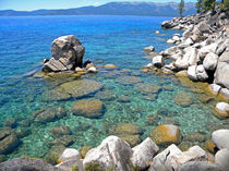 Lake-tahoe-shore