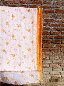 Wall, line, saree by Marjolein Katsma