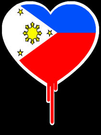 Filipino-bleeding-heart-tee-design