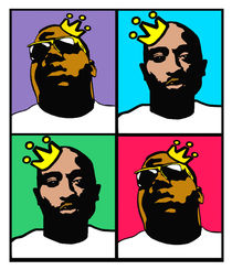 HIP-HOP ICONS: NOTORIOUS THUGS (4-COLOR) by solsketches