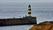 Seaham Harbour Light von tkphotography