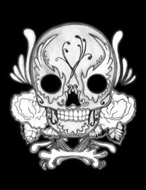 Cinco de Mayo Skull von Joe Kind