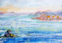 Black sea by Inna Vinchenko