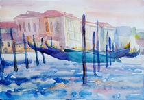 Evening Venice by Inna Vinchenko