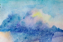 Misty cloud by Inna Vinchenko