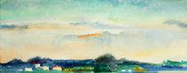 Piece of the summer sky by Inna Vinchenko