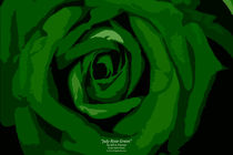 July Rose Green by Jeff Pierson