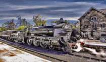 Steam at Grosmont by tkphotography