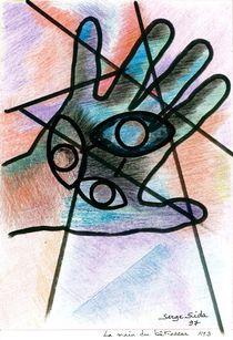 la main du batisseur no 3  ( the builder's hand no 3  )  ) by Serge Sida