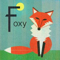 Foxy by Benjamin Bay