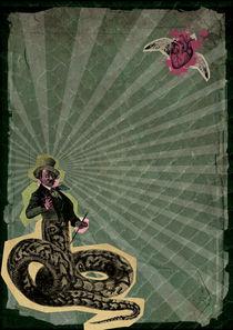 Snake's dance by les-hamecons-cibles