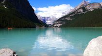 Lake Louise Canada by Kelsey Horne