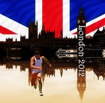 London 2012 Olympics von sharon lisa clarke