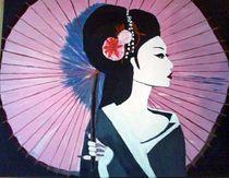 Die Geisha von Kirsten Aust