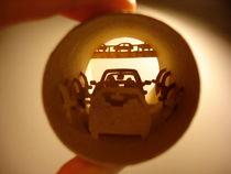 Roll Traffic jam (Embouteillage) by Anastassia Elias