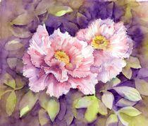Peonies by Tania Vasylenko