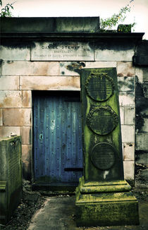 In Old Calton Cemetery by RicardMN Photography