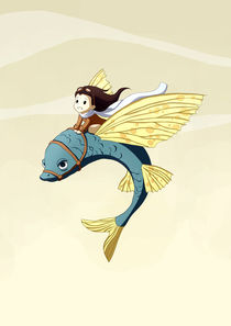 Flying Fish by freeminds