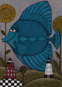It's a Fish! von Judith  Clay