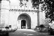 BW Turkey Istanbul  Topkapi palace 1970s by blackwhitephotos
