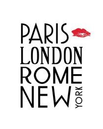 Paris, London, Rome and New York von friedmangallery