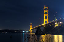 Golden Gate von Tanel Teemusk