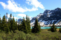Kanada-icefieldparkway