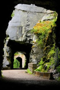 Historic Othelle Tunnels by Marita Zacharias