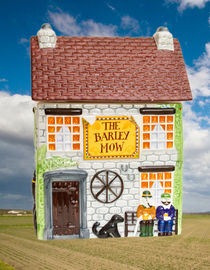 Barley Mow House  by David J French
