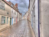 Henrietta Street Whitby by Allan Briggs