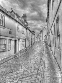 Henrietta Street Whitby von Allan Briggs