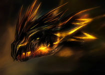 Dragon awakens by Katja Kaikkonen