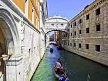 Bridge of Sighs Venice von Buster Brown Photography
