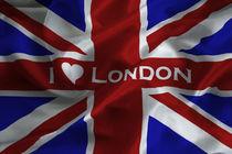 I Love London von David Pringle