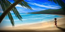 Hot Summer by hiroshi