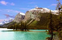 Maligne-lake