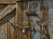 Door furniture - a little deception von Marjolein Katsma