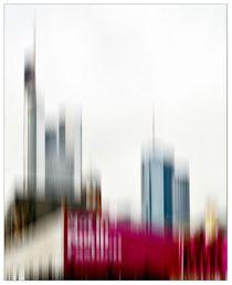 Skyline FFM von Frank Wöllnitz