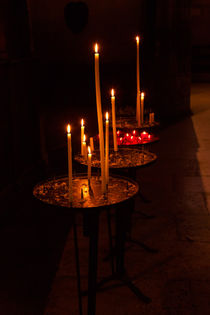 Candles by Louise Heusinkveld