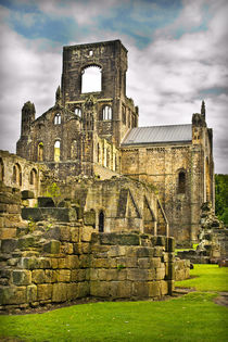 Kirkstall Abbey #1 von Colin Metcalf