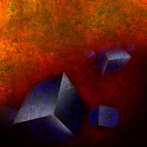 Chaotic Cubes by florin