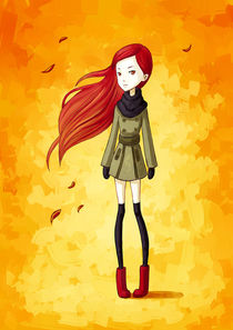 Autumn Breeze von freeminds