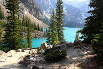 Kanada-morraine-lake