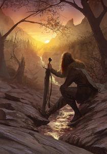 Wanderer by Milek Jakubiec