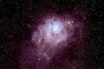 Lagunennebel - M 8 - Lagoon Nebula von virgo