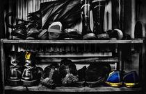 The Shoe Rack by Simon Gladwin